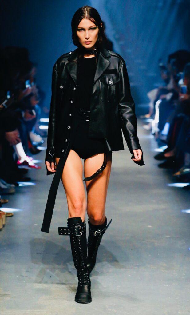Londra Fashion Week: the circle's Rock Fashion