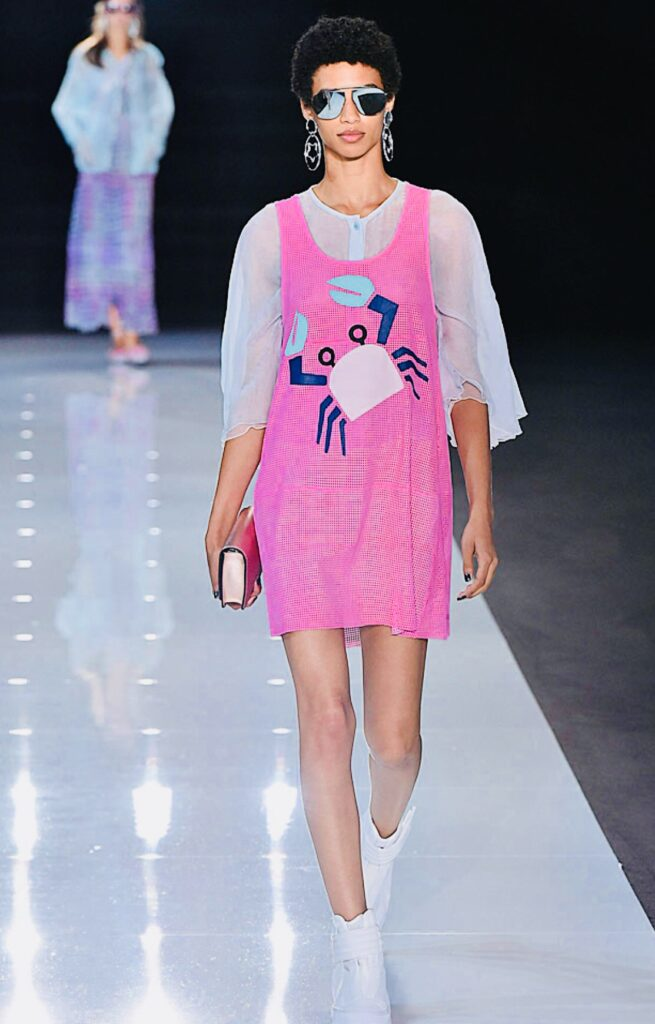 Armani - London Fashion Week