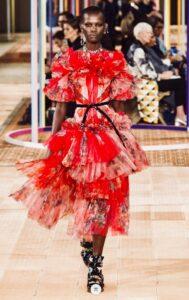 Le dieci migliori sfilate di moda 2017: ALEXANDER MCQUEEN