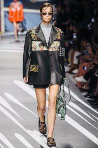 Le dieci migliori sfilate di moda 2017:PRADA