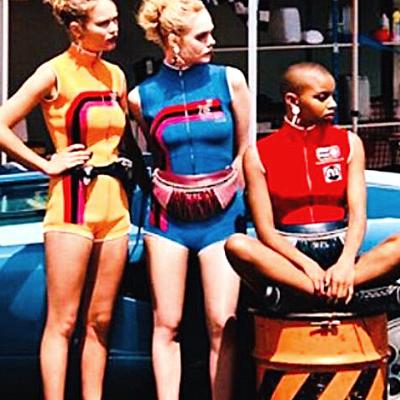 Donne & Motori per la nuova campagna di Miu Miu Croisiere