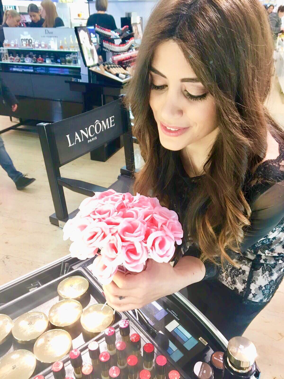 MAKE UP SAN VALENTINO LANCÔME