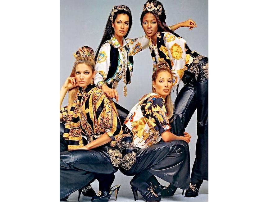 Gianni Versace: stilista per eccellenza