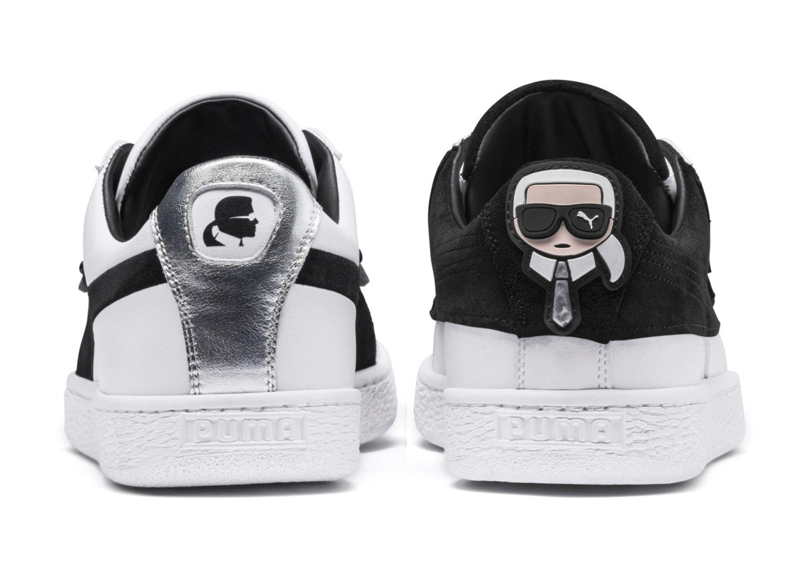 Karl Lagerfeld & PUMA Capsule Collection