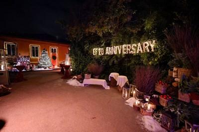 20 anniversario Elisabetta Franchi