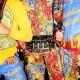 Jeremy Scott omaggia Fellini durante la sua sfilata a Roma
