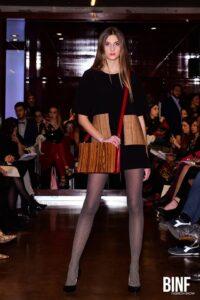BINF Fashion Show: Monstera