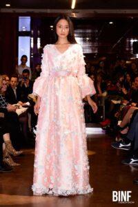 BINF Fashion Show: Ylenia Mangano