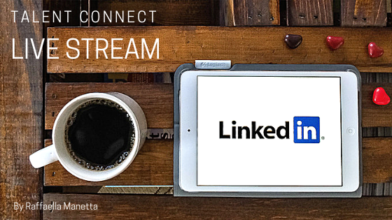Live streaming LinkedIn