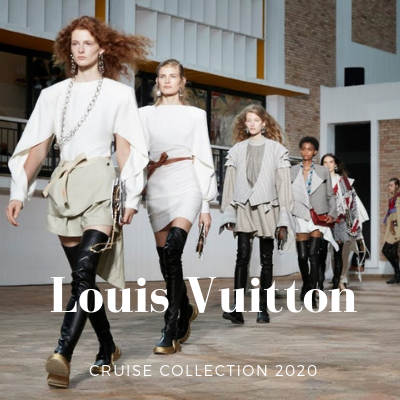 Louis Vuiotton Cruise Collection