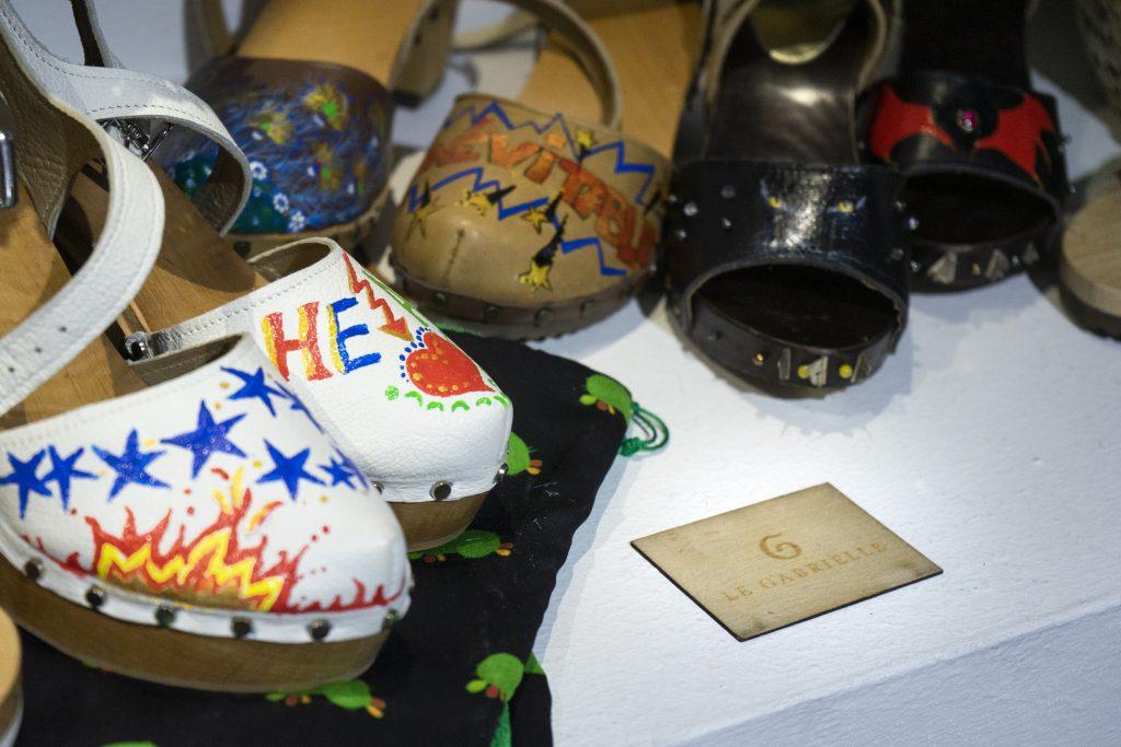 Le Gabrielle shoes