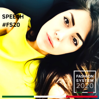 Speech Fashion System 2020 - puntata 5
