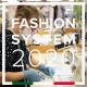 Fashion System 2020_ nuove misure di sostegno