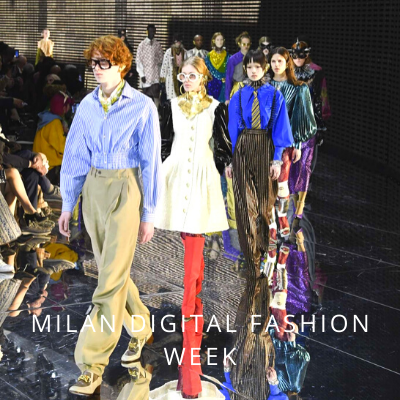 Milan Digital Fashion Week