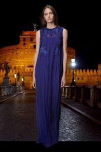 Alberta Ferretti omaggia L'italia