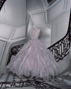 Paris Haute Couture digitale - Dior