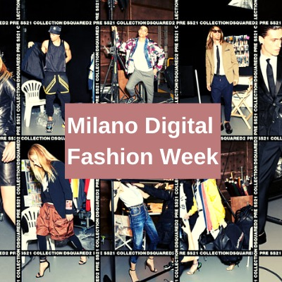 Milano Digital fashion Week - The Fashion Colors
