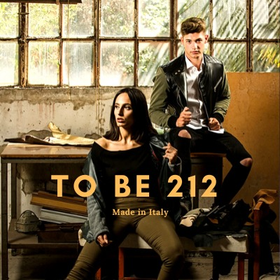 TO BE 212 Made in Italy - The Fashion Colors