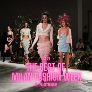 The Best of Milan Fashion Week