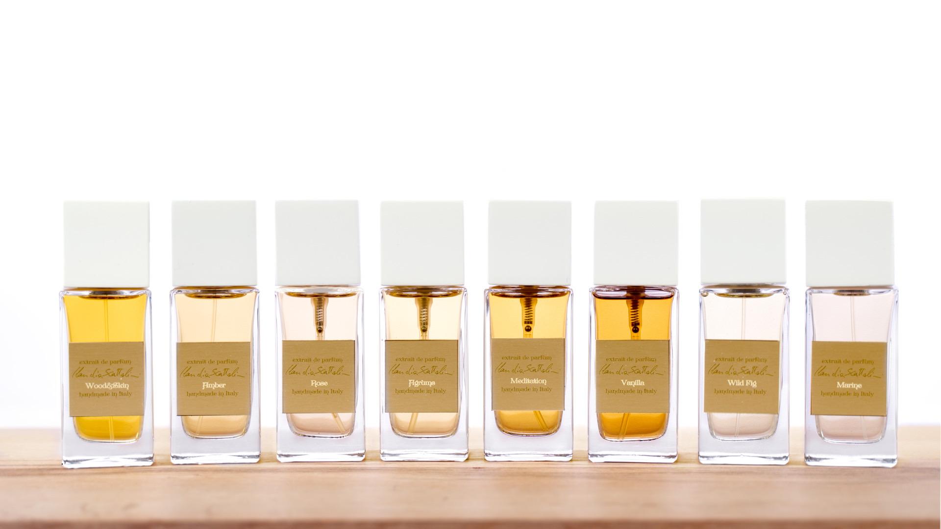 Fragrance Designer Claudia Scattolini