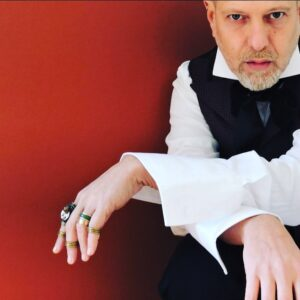 Luca Hettner: Moda & eventi