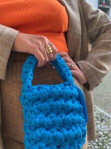 MOROSETA: Fashion Style Bag