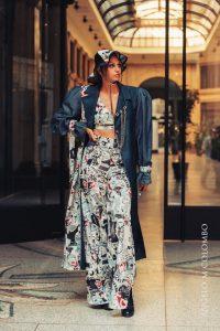 Anna Salvigni - International Fashion Expo
