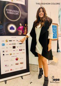 Raffaella Manetta _ International Fashion Expo