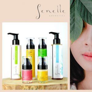 Senelle Cosmetics è sinonimo di amore per la bellezza e per la natura. La connessione con la natura è il principio da cui nasce il marchio.